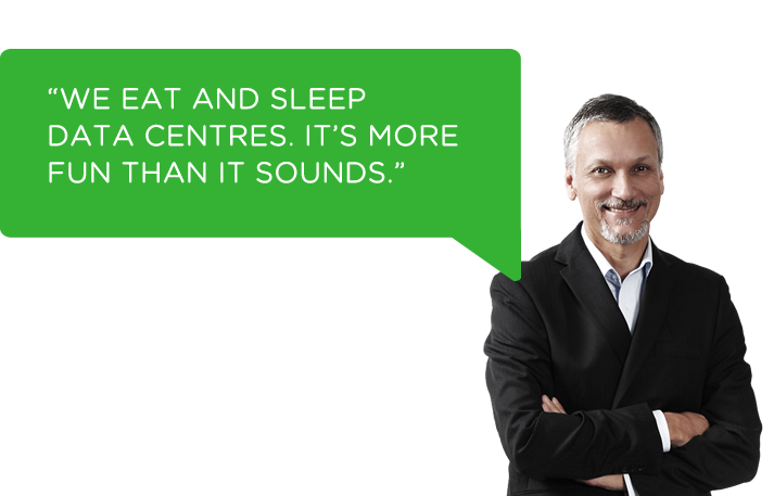 We eat and sleep virtual data centres. It's more fun than it sounds.